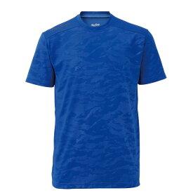 Rawling(ローリングス) ローリングスエンボスTシャツ AST9S10-BLU