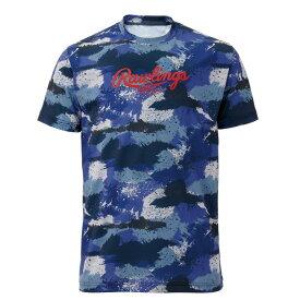 Rawling(ローリングス) ワンナインTシャツ AST9S12-BLU
