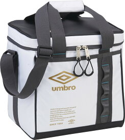アンブロ(UMBRO) クーラーバックL UUANJA17-WHMG