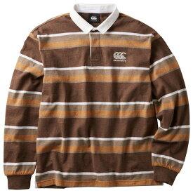 カンタベリー(canterbury)ロングスリーブ ラガーシャツ(ユニセックス) RA40583-60