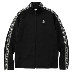 ルコック(le coq sportif) ウォームアップジャケット QMMQJF03-BLK マルチトレ−ニング メンズ