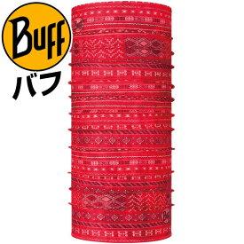 【8月以降予約】Buff(バフ) BUFF ネックウォーマー COOLNET UV+ SADRI RED 386540