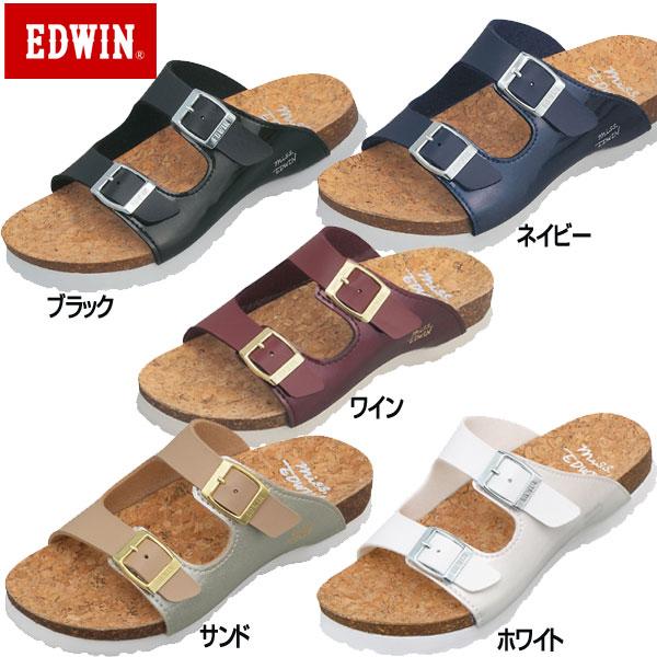 EDWIN(エドウイン) サンダルシューズ EW9454 【レディース】 ダイマツ【RCP】 【送料無料】