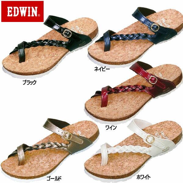EDWIN(エドウイン) サンダルシューズ EW9457 【レディース】 ダイマツ【RCP】 【送料無料】