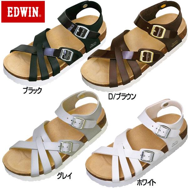 EDWIN(エドウイン) サンダルシューズ EW9459 【レディース】 ダイマツ【RCP】 【送料無料】