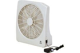 LOGOS ロゴス 2電源・どこでも扇風機(AC・電池) 81336702 (テント&タープ)