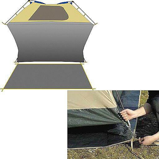 LOGOS ロゴス ぴったりグランドシート270 テント用 84960102 (テント&タープ)(ランキング1位)