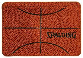SPALDING スポルディング バスケット PASS CASE(パスケース) [ SPL-13-003 ]