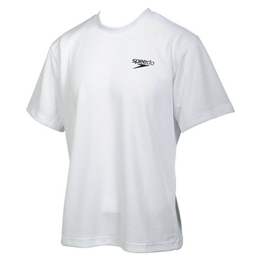 Speedo(スピード) Tシャツホワイト【ユニセックス】 [ SD14T01-W ]