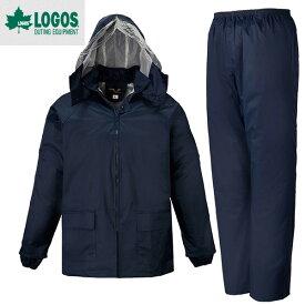 LOGOS ロゴス シーペットスーツ エース総裏メッシュ(袋入り) 3Lサイズ ネイビ(レイン) 23210280
