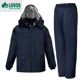 LOGOS ロゴス シーペットスーツ エース総裏メッシュ(袋入り) 4Lサイズ ネイビ(レイン) 23210289
