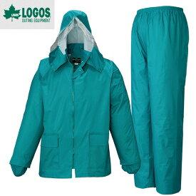 LOGOS ロゴス シーペットスーツ エース総裏メッシュ(袋入り) 3Lサイズ エメラルドグリーン(レイン) 23210400