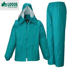LOGOS ロゴス シーペットスーツ エース総裏メッシュ(袋入り) Mサイズ エメラルドグリーン(レイン) 23210403