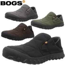 BOGS(ボグス) 防寒 防水 ブーツ B-MOC SLIDE (RO) (ユニセックス)(78837)