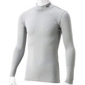 PUMA(プーマ) Compression Moc Neck LS Shirts アンダー(インナー)シャツ 656331-13 メンズ
