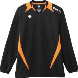 デサント(DESCENTE) バレーボール 長袖ライトゲームシャツ DSS5410 BOR ユニセックス