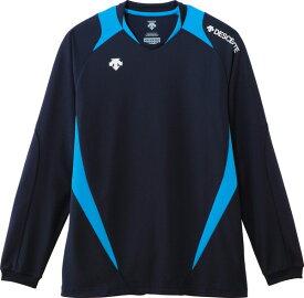 デサント(DESCENTE) バレーボール 長袖ライトゲームシャツ DSS5410 NVY ユニセックス