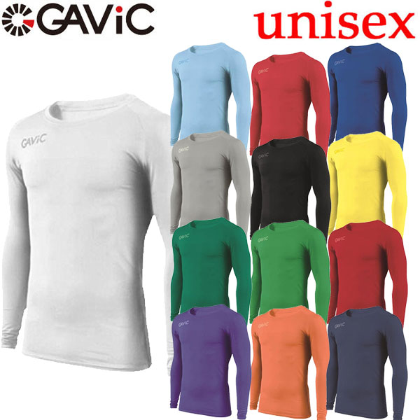 GAViC(ガビック) サッカー・フットサル ストレッチインナートップ(丸首) GA8351(RO)gavic【ユニセックス】