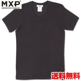 エムエックスピー(MXP) Vネック半袖シャツ(メンズ) MX15341-K