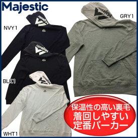 マジェスティック(Majestic)ロゴ プルパーカ XM06MA8S01