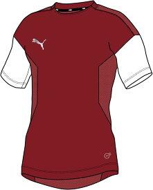 訳あり大特価!PUMA(プーマ) FTBLNXT シャツ ジュニア サッカー ゲームシャツ・パンツ 655825-02 ジュニア ボーイズ(7)