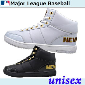 Major League Baseball(メジャーリーグベースボール) スニーカーシューズ ハイカット【ユニセックス】 [ MLB2001 ]