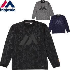 マジェスティック(Majestic)ウェア オーセンティック フリースクルーネック XM05MAJ004