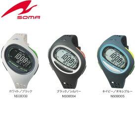 SOMA(ソーマ) ランニングウォッチ RunONE 100SL ラージサイズ スポーツ時計