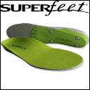 スーパーフィート(SUPER feet)インソール グリーン 【11121014】 トリムフィットシリーズ 中敷き【RCP】 【送料無料】
