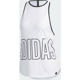 adidas(アディダス) W ALPHA TNK GFX マルチスポーツ Tシャツ GUV39-FM5109 レディース