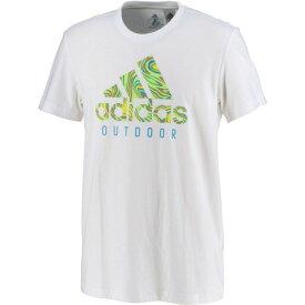 adidas(アディダス) GFX UPBEAT TEE アウトドア Tシャツ GZU86-FM7528 メンズ