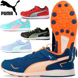 e03af509b06d2 PUMA(プーマ)スピードモンスター V3 190266 キッズシューズ 運動靴 ジュニア・キッズ(