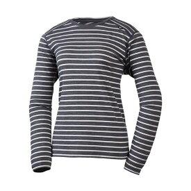 MILLET(ミレー) 【レディース】ウールボーダー Tシャツ ロングスリーブ MIV01779-4003