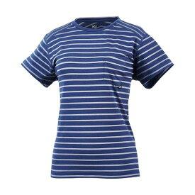 MILLET(ミレー) 【レディース】ウールボーダー Tシャツ ショートスリーブ MIV01780-8731
