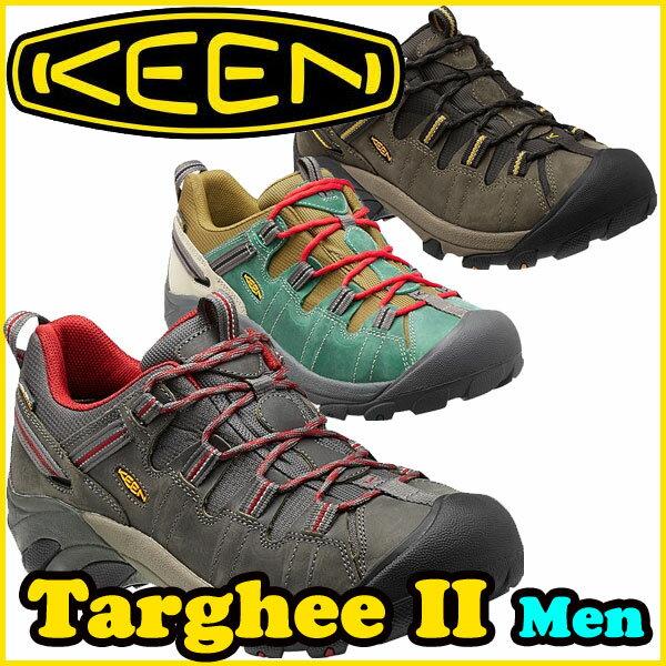 KEEN(キーン)トレッキングシューズ 防水ブーツ ターギー2 【メンズ】 トレイルヘッド/アウトドア/トレッキング/ハイキング 正規品(ランキング1位)