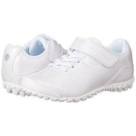 アサヒシューズ(ASAHI)運動靴 アサヒJ004 KE74554 ホワイト/ホワイト レディース