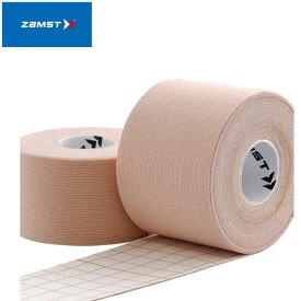 ZAMST(ザムスト) KTテーピング(75mm×5.0m・1巻入) [ 378703 ] 【通気性に優れた筋肉保護テープ】