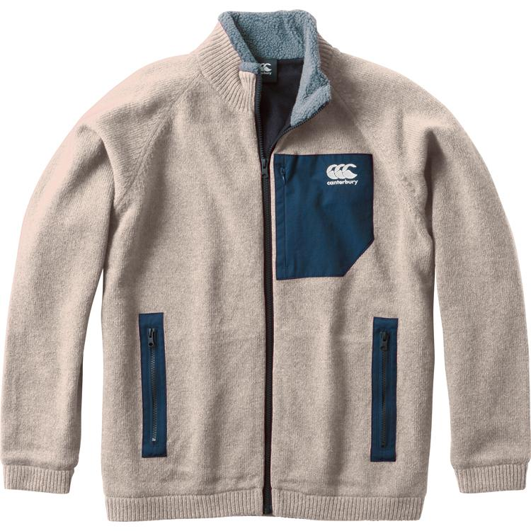 17FW canterbury (カンタベリー) スポーツ セーター(メンズ) RA47577-30