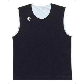 CONVERSE(コンバース) リバーシブルノースリーブシャツ バスケット CB24730E-1911