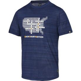 CONVERSE(コンバース) Tシャツ(裾ラウンド) バックコートエディション メンズ バスケットボールウェア マルチスポーツ CBE281320-2900 メンズ