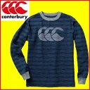 大特価50%OFF!canterbury (カンタベリー) ウェア L/S RUGGER CREW RA46603 【メンズ】(即納)【RCP】 【送料無料】