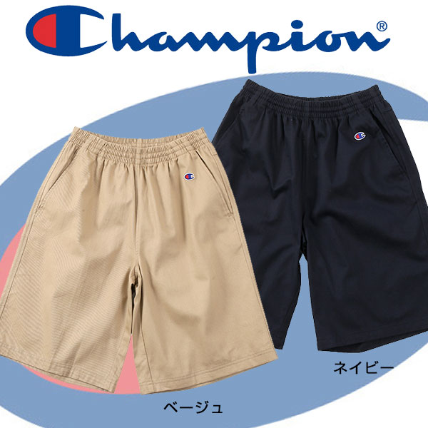 Champion(チャンピオン) チノ ショーツ CHINO SHORTS C3-MB595 バスケットボールウェア