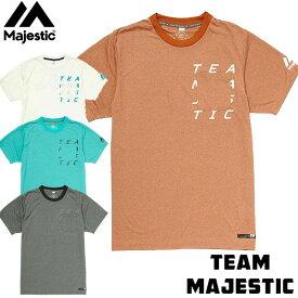マジェスティック(Majestic)オーセンティック トレーニング SS Tシャツ type-2 半袖 XM01MAJ025