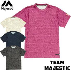 マジェスティック(Majestic)オーセンティック トレーニング SS Tシャツ type-3 半袖 XM01MAJ026