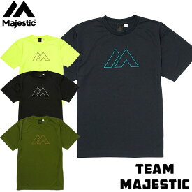 マジェスティック(Majestic)カジュアル ブランディング Tシャツ Design-5 半袖 XM01MAJ031