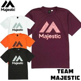 マジェスティック(Majestic)カジュアル ブランディング Tシャツ Design-6 半袖 XM01MAJ032