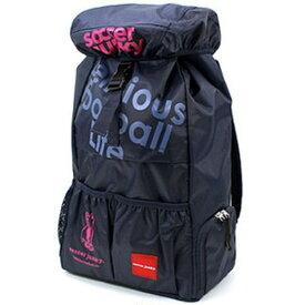 267d6a1ee1db サッカージャンキー(soccer junky) バックパック 旅のお供+1 フットサル バッグ SJ15080-