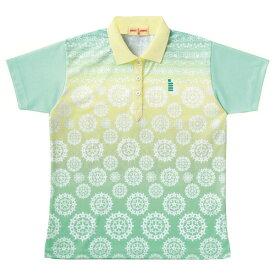 GOSEN(ゴーセン) ゲームシャツ テニス T1401-44 レディース