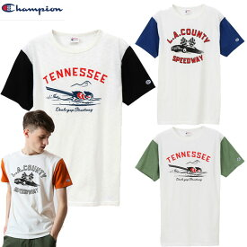 Champion(チャンピオン) Tシャツ ロチェスター チャンピオン 半袖 C3-P331 メンズ
