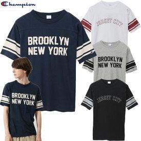 Champion(チャンピオン) Tシャツ ショートスリーブフットボールTシャツ 半袖 C3-P338 メンズ